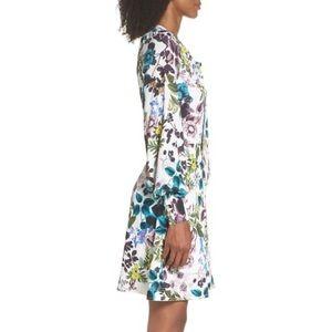Eliza J Floral Dress Sold Out Worn By Dylan Dreyer
